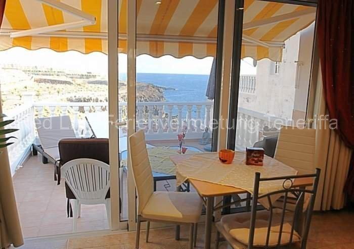 Teneriffa - Gut ausgestattete Ferienwohnung mit Pool am Strand in Callao Salvaje - 04