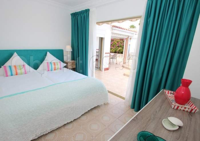 Ruhige Villa mit beheizbarem Pool und Grill in Callao Salvaje - 012