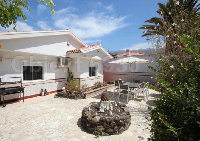 Ruhige Villa mit beheizbarem Pool und Grill in Callao Salvaje - 019