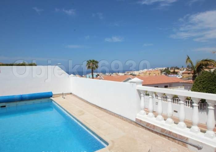 Ruhige Villa mit beheizbarem Pool und Grill in Callao Salvaje - 021