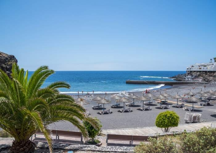 Ruhige Villa mit beheizbarem Pool und Grill in Callao Salvaje - 023