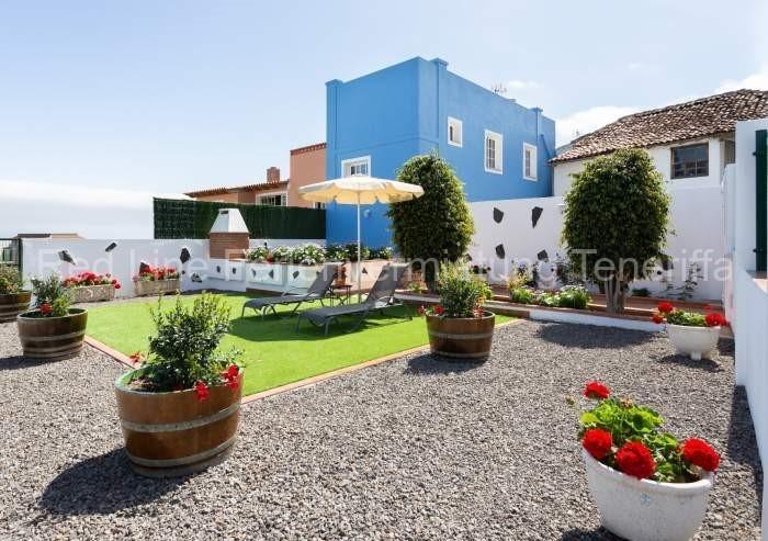 Modernes Landhaus mit schönem Garten bei Garachico - 017