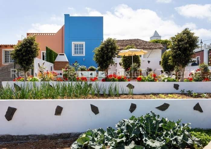 Modernes Landhaus mit schönem Garten bei Garachico - 021