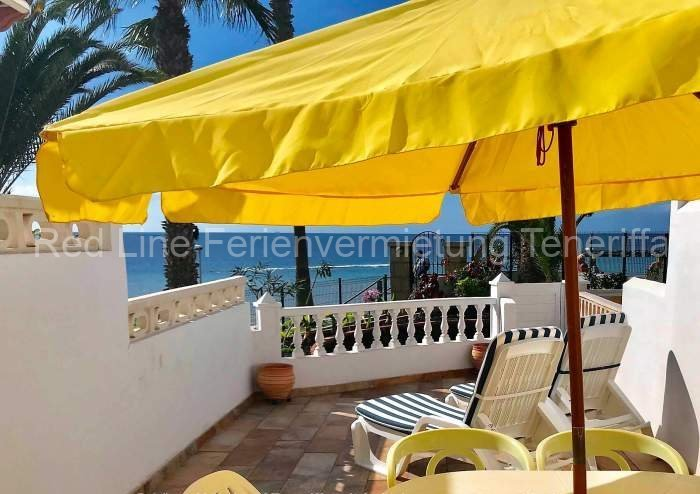 Ferienhaus direkt an der Playa del Duque mit Pool - 013