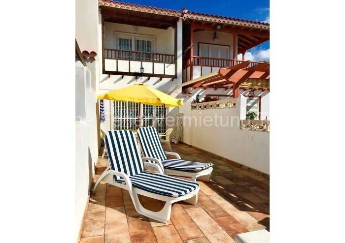 Ferienhaus direkt an der Playa del Duque mit Pool - 014