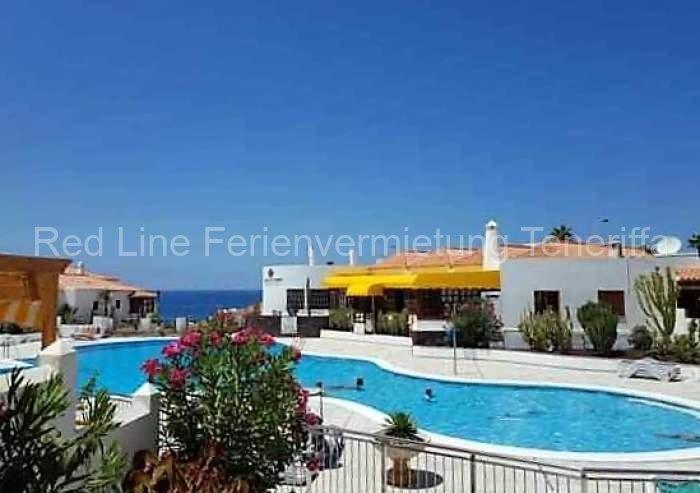 Ferienhaus direkt an der Playa del Duque mit Pool - 017