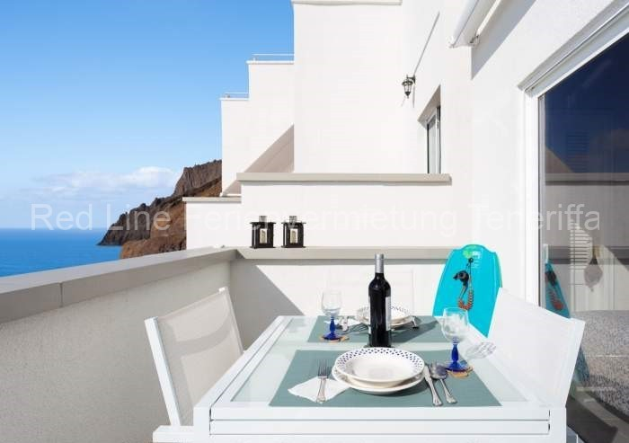 Moderne Ferienwohnung in direkter Strandlage nahe San Andrés - 012