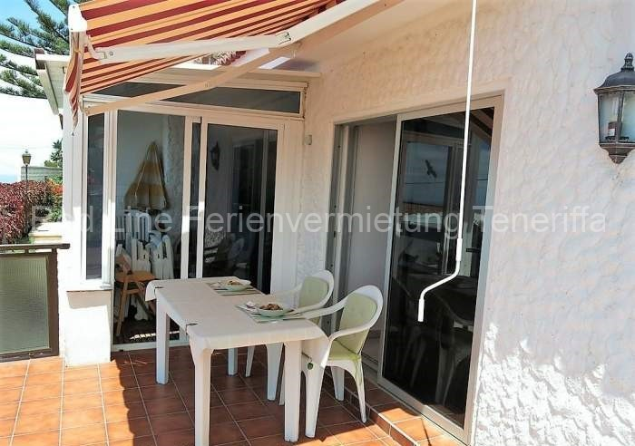 Teneriffa - Ruhiges Ferienhaus mit Meerblick und Teideblick in Mesa del Mar - 010
