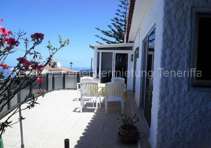 Teneriffa - Ruhiges Ferienhaus mit Meerblick und Teideblick in Mesa del Mar - 011