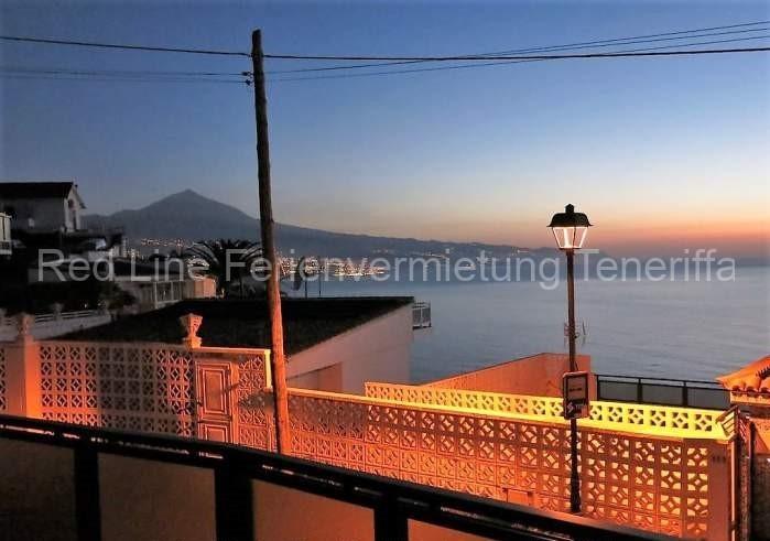 Teneriffa - Ruhiges Ferienhaus mit Meerblick und Teideblick in Mesa del Mar - 013