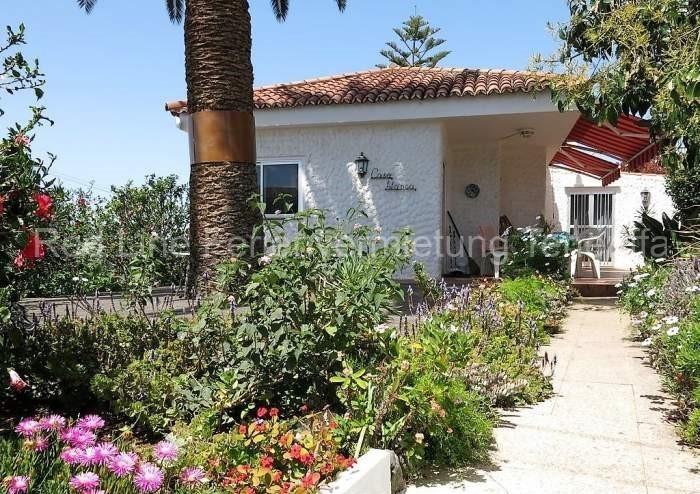 Teneriffa - Ruhiges Ferienhaus mit Meerblick und Teideblick in Mesa del Mar - 016