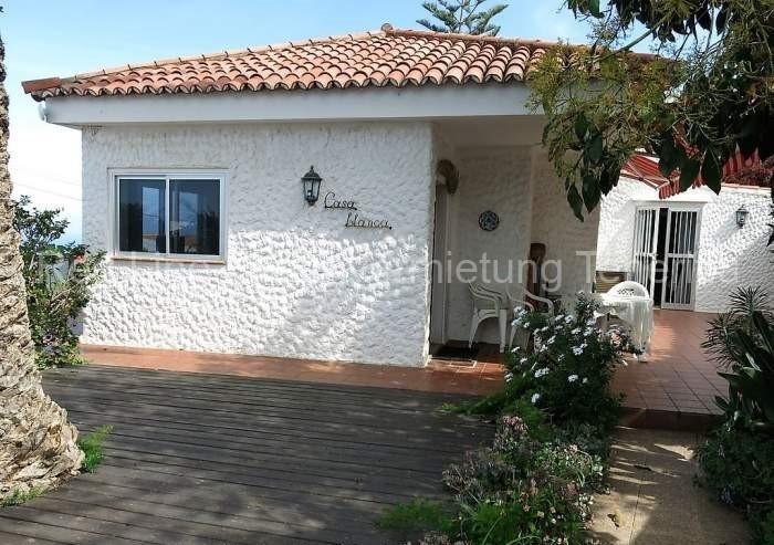 Teneriffa - Ruhiges Ferienhaus mit Meerblick und Teideblick in Mesa del Mar - 017
