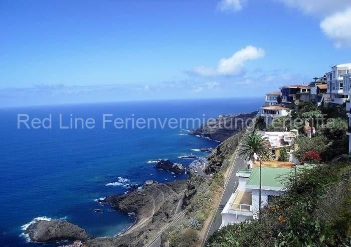 Teneriffa - Ruhiges Ferienhaus mit Meerblick und Teideblick in Mesa del Mar - 020
