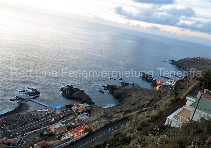 Teneriffa - Ruhiges Ferienhaus mit Meerblick und Teideblick in Mesa del Mar - 021