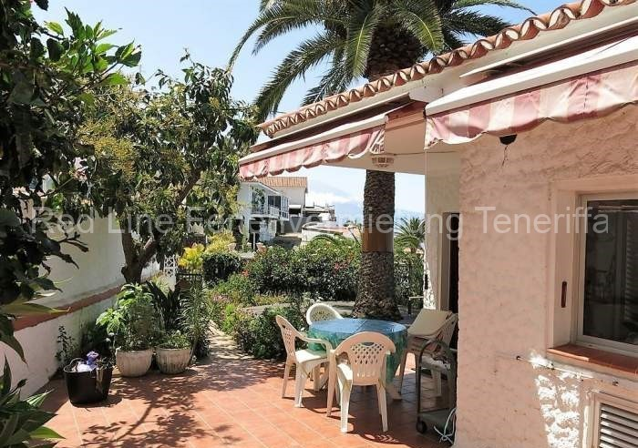 Teneriffa - Ruhiges Ferienhaus mit Meerblick und Teideblick in Mesa del Mar - 07