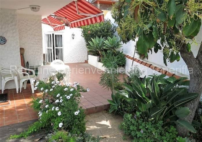 Teneriffa - Ruhiges Ferienhaus mit Meerblick und Teideblick in Mesa del Mar - 09