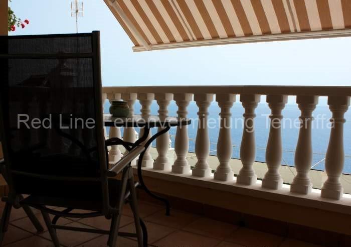 Ferienwohnung in Puerto Santiago mit Meerblick & Wlan - 036