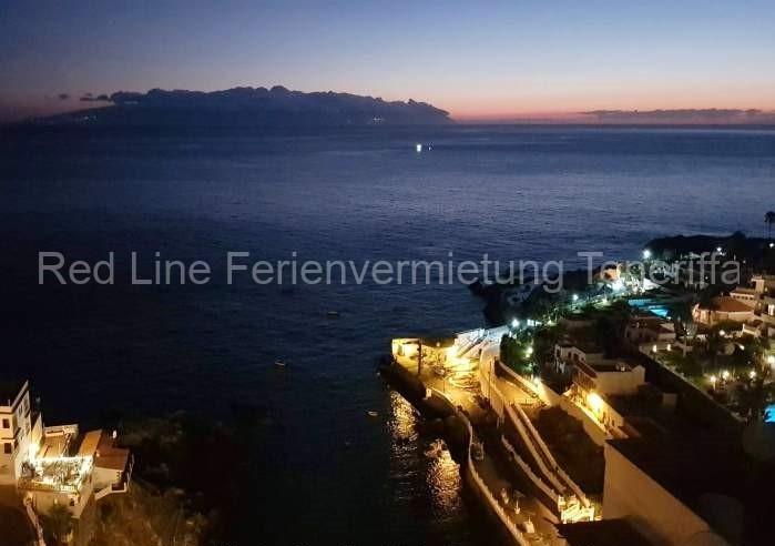 Ferienwohnung in Puerto Santiago mit Meerblick & Wlan - 039