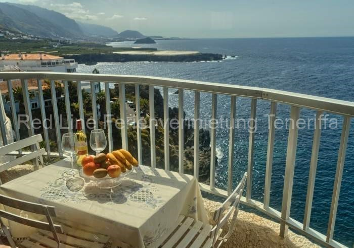 Playa San Marcos: günstige Ferienwohnung am Meer mit Meerblick - 01