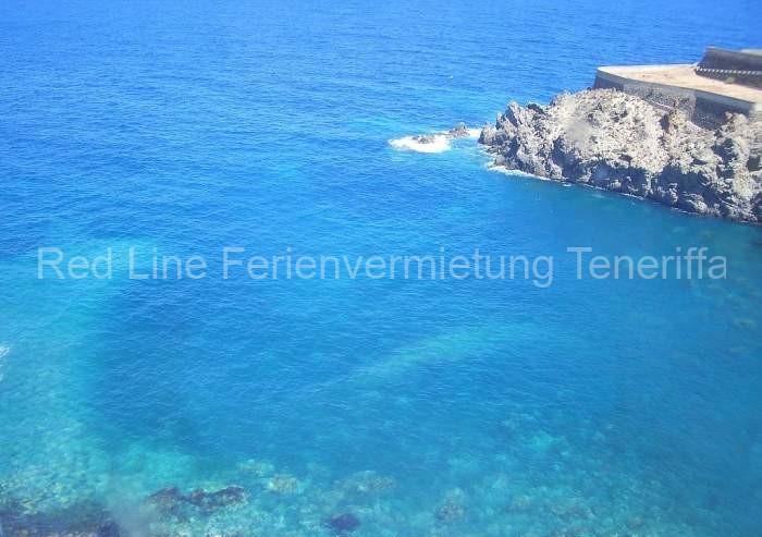 Playa San Marcos: günstige Ferienwohnung am Meer mit Meerblick - 020
