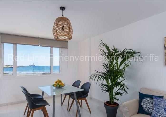 Apartment El Cabezo: erste Meereslinie mit Meerblick - 02