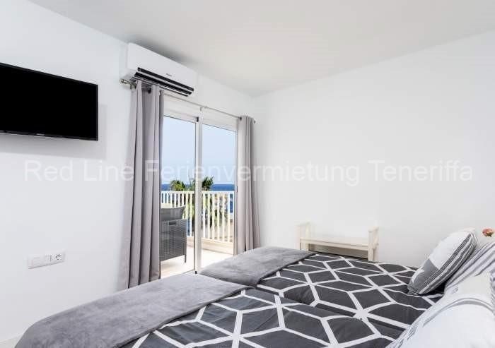 Moderne Ferienwohnung mit Pool direkt am Strand in Candelaria - 010