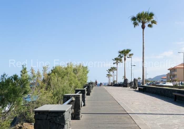 Moderne Ferienwohnung mit Pool direkt am Strand in Candelaria - 037