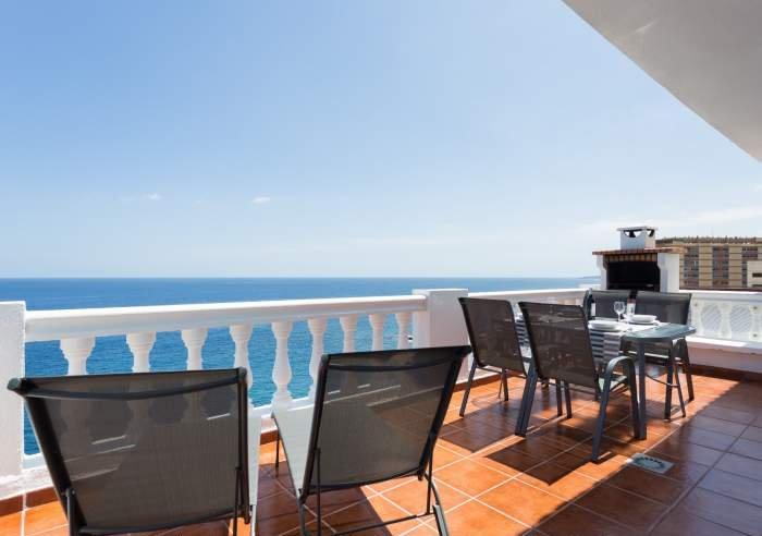 Luxuriöse Ferienwohnung auf Teneriffa / Candelaria.