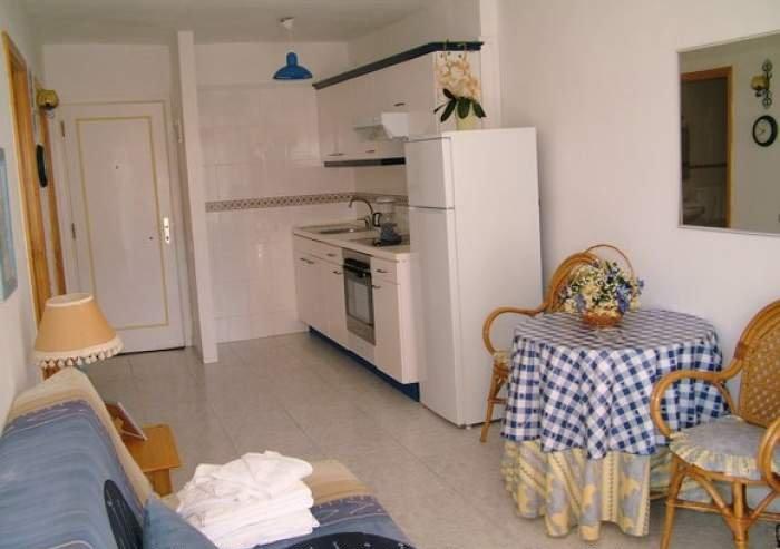 "ID 4087 Strand-Apartment im ""Torres del Sol"" in Los Cristianos"
