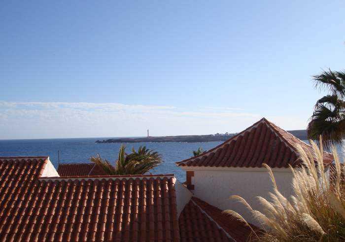 ID 4918 Strandnahes Apartment mit Terrasse und Meerblick in Poris de Abona