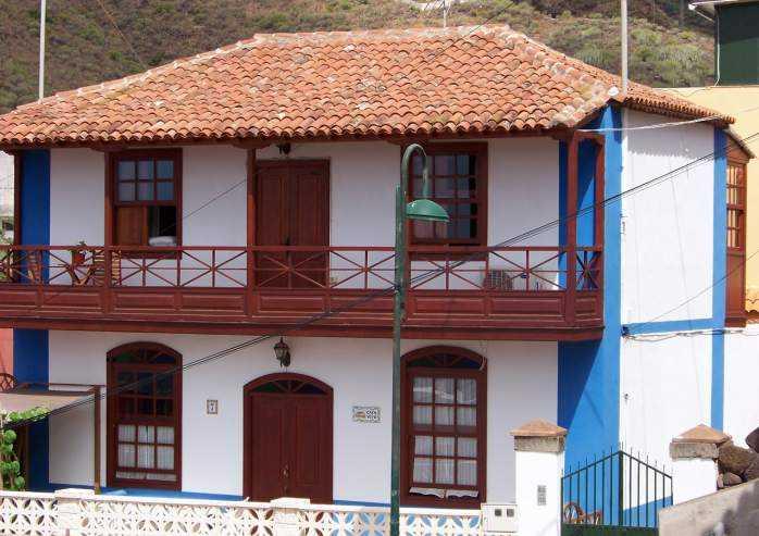 ID 5009 Wunderschönes Landhaus in direkter Strandlage in Igueste de San Andrés