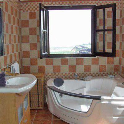 Ferienhaus in Traumlage bei Icod de los Vinos mit Pool und Terrasse