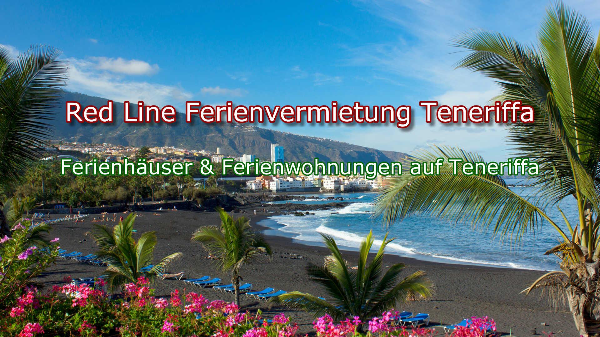 Ferienwohnungen Und Ferienhäuser Auf Teneriffa