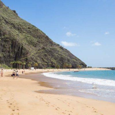 Hochwertige und zentrale Ferienwohnung für 7 Personen in Santa Cruz