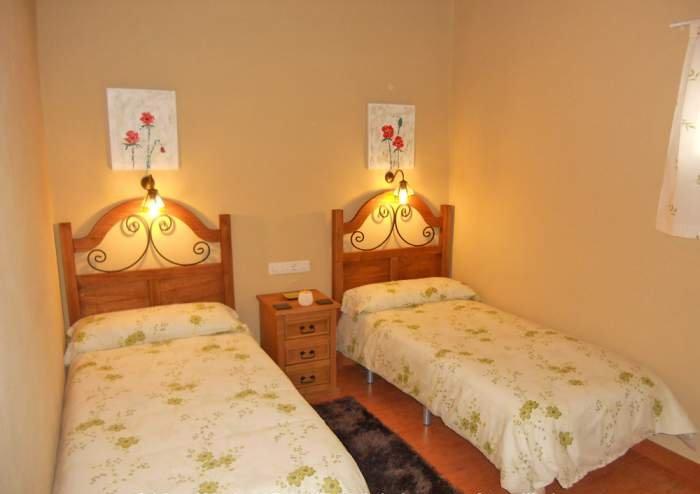 Teneriffa (Überwintern). Fincawohnung / Ferienwohnung mit Heizung bei Los Realejos - Puerto de la Cruz