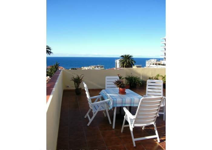 Teneriffa - Ferienwohnung mit zwei möblierten Terrassen