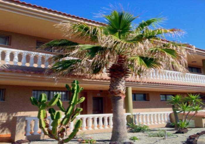 Teneriffa Ferienwohnung mit großer Terrasse und atemberaubendem Meerblick in Poris Abona