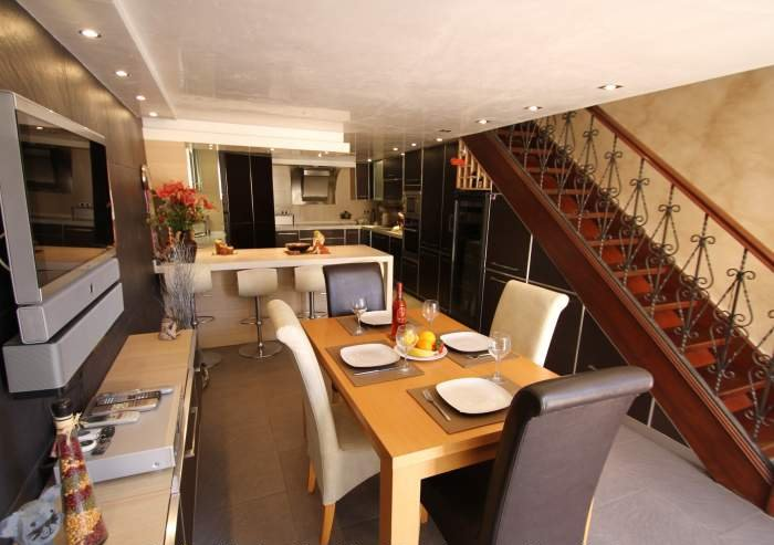 Teneriffa; strandnahe Villa in Callao Salvaje mit Privatpoo