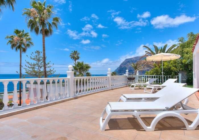 Teneriffa - Villa mit Privatpool, traumhaftem Blick und Sonnenterrasse im Süden