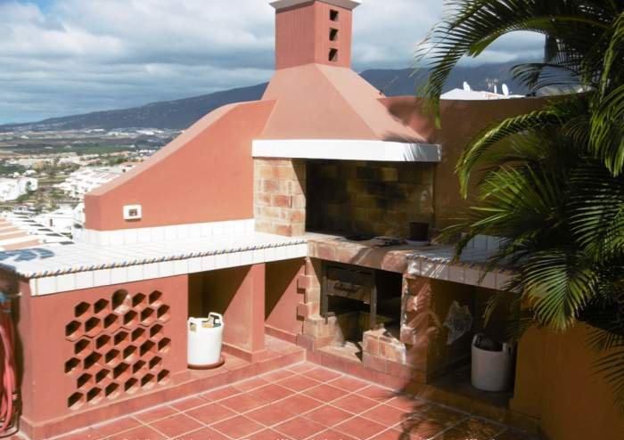 Teneriffa - Ferienhaus / Villa mit beheizbarem Privatpool in Playa las Americas