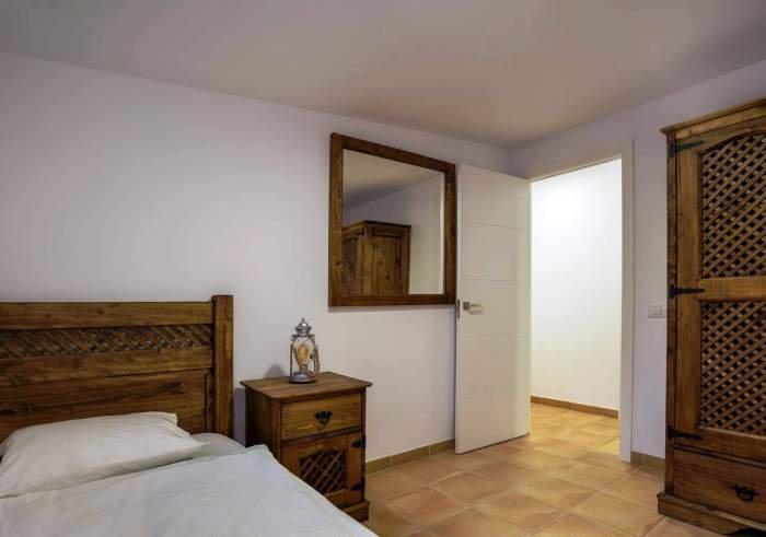 Teneriffa - Gemütliches Ferienhaus mit Privatpool auf einer Finca bei Candelaria