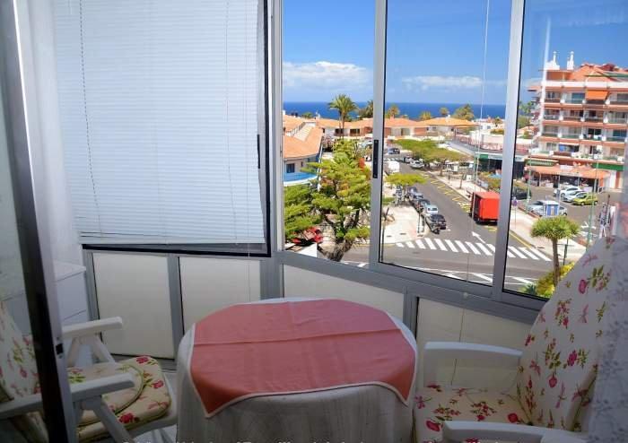 Teneriffa Ferienwohnung. Gemütliches Studio mit Meerblick in La Paz