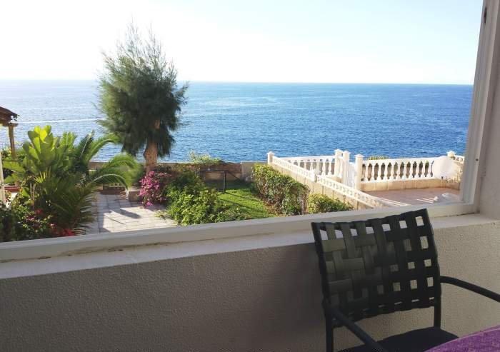 Teneriffa Strandnahe Ferienwohnung im ruhigen Callao Salvaje