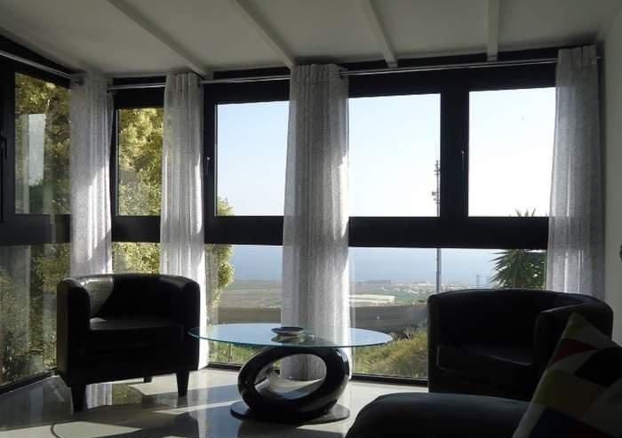 Teneriffa Ferienhaus 6625. Schönes Ferienhaus mit Gemeinschaftspool auf tollem Grundstück