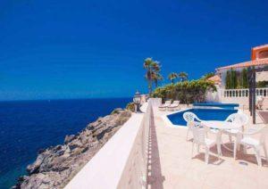 Teneriffa Villa mit Privatpool und Meerblick in Callao Salvaje