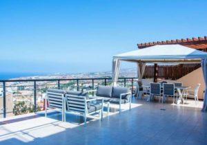 Teneriffa Ferienhaus mit Pool und großer Terrasse an der Costa Adeje