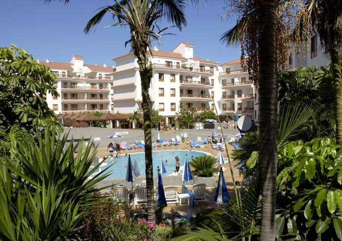 """Teneriffa Apartment in guter Lage - Anlage """"Casablanca"""" Puerto de la Cruz"""