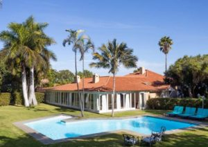 Teneriffa Luxus-Villa mit Privatpool & Palmen-Garten bei Puerto de la Cruz