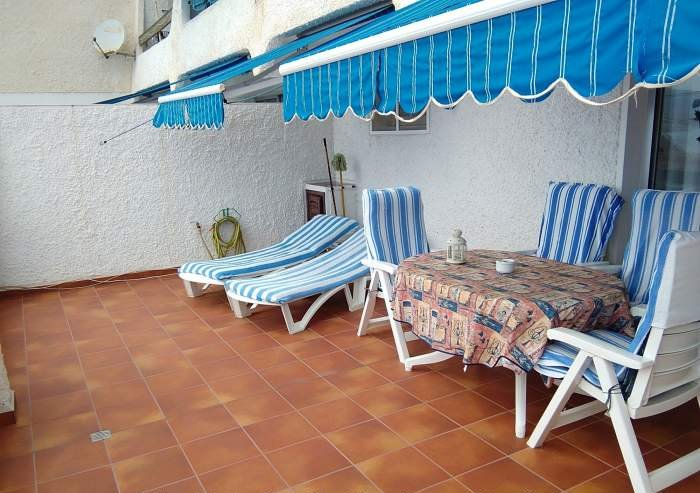 Teneriffa. Ferienwohnung / Studio in Tabaiba mit großer Terrasse und traumhaften Meerblick