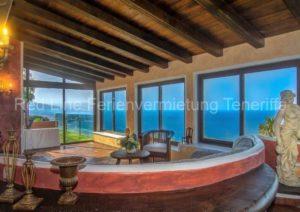 Teneriffa Urgemütliches Gästehaus in Santa Ursula mit wundervollem Blick